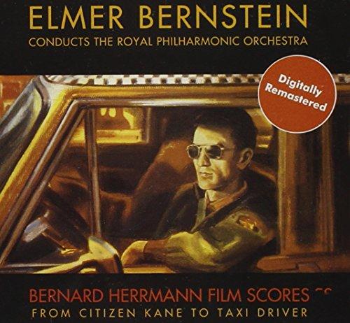Bernstein - Bernard Herrmann Film Scores By Bernstein
