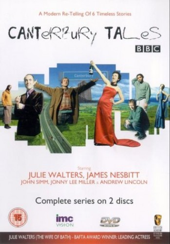Canterbury Tales - The Complete BBC Series - 'The Miller's Tale', 'The Wife Of Bath', 'The Knight's