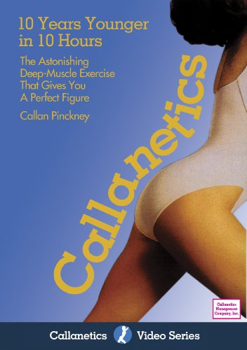 Original Callanetics - 10 Years Younger in 10 Hours
