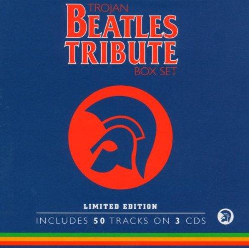Various Artists - Trojan Beatles Tribute Box Set