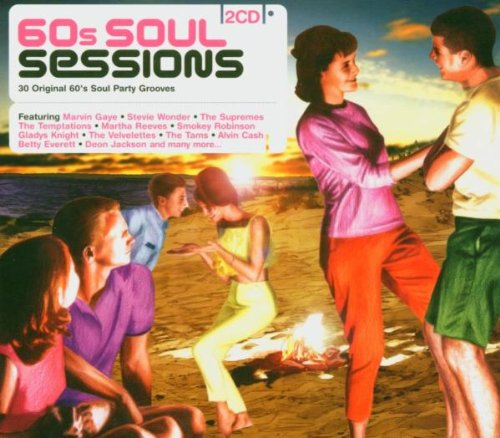 Various Artists - 60's Soul Sessions By Various Artists