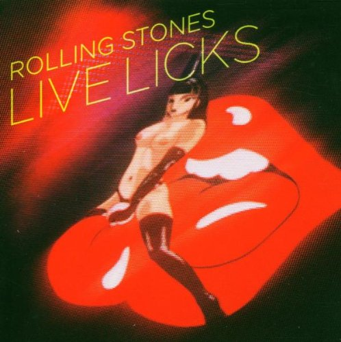 Rolling Stones, the - Live Licks