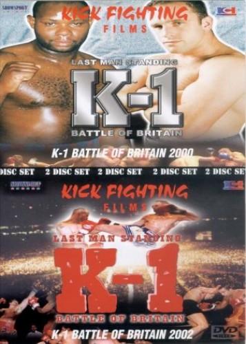 K-1 - Battle Of Britain 2000 / K-1 Battle Of Britain 2002