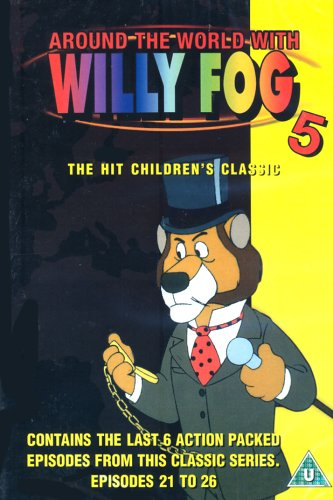 Around The World With Willy Fog Vol.5