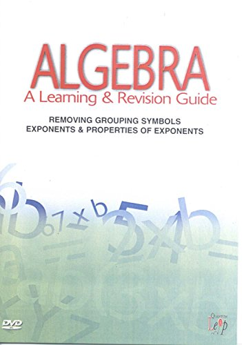 Algebra - Algebra - A Learning And Revision Guide 2