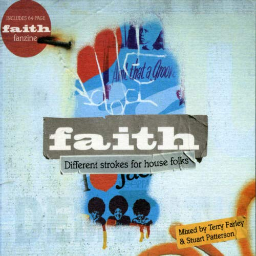 Various Artists - Faith Vol.3: Different Strokes for House Folks