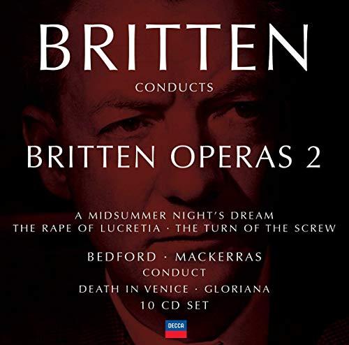 Britten conducts Britten Operas 2, Dream, Lucretia, Turn of the Screw