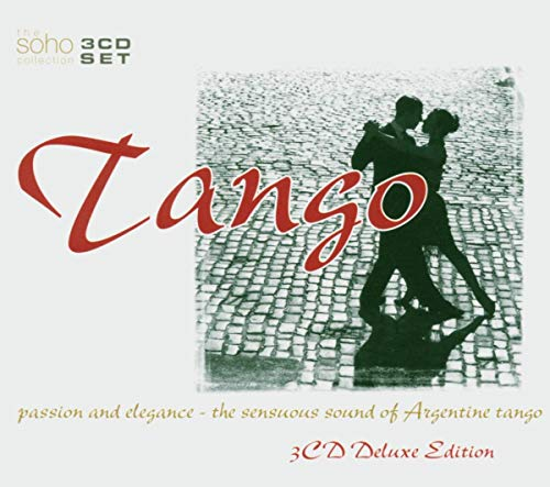 Various Artists - Tango: the Sensuous Sound of Argentine Tango By Various Artists