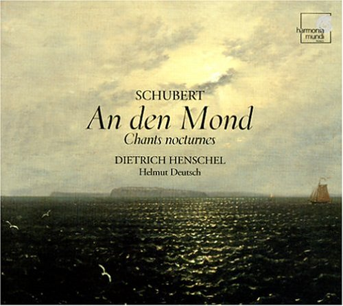 Schubert: An Den Mond - Chants Nocturnes (Henschell, Deutsch)