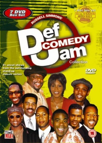 Def Comedy Jam - All Stars: Set 2 - Volumes 7-13