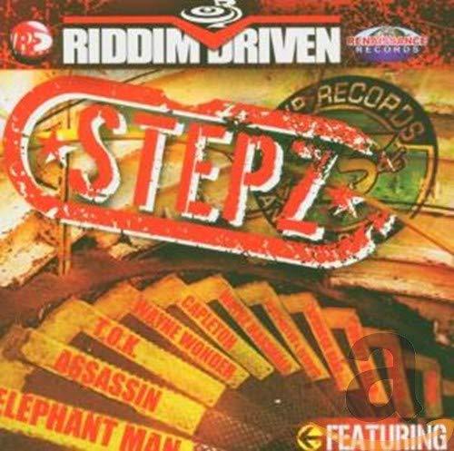 Various Artists - Stepz Riddim Driven