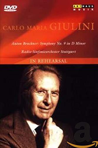 Carlo Maria Giulini In Rehearsal   - Bruckner Symphony no. 9