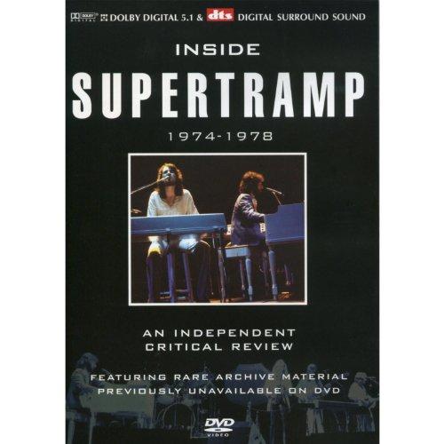 Inside Supertramp 1974-1978 - A Critical Review