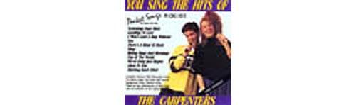 Karaoke: Carpenters You Sing Hits