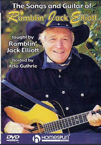 Elliot, Jack - The Songs And Guitar Of Ramblin' Jack Elliott