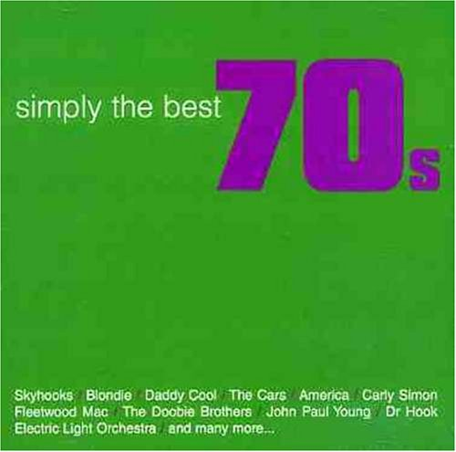 Various Artists - Simply the Best 70's Album By Various Artists