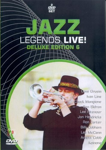 Various - Jazz Legends - Live! - Deluxe Edition 6