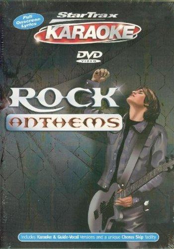 Karaoke - Rock Anthems