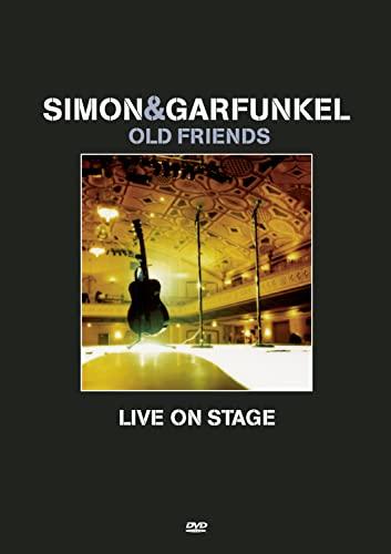 Simon & Garfunkel - Old Friends - On Stage