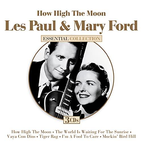 Les Paul - How High the Moon By Les Paul