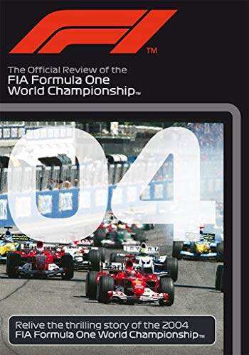 Formula 1 - F1 2004 Official Review DVD