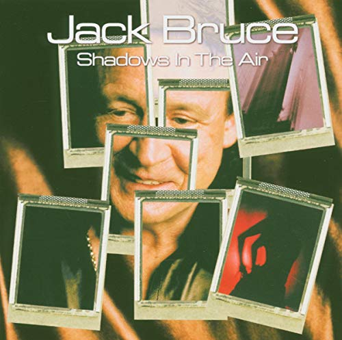 Jack Bruce - Shadows In The Air By Jack Bruce