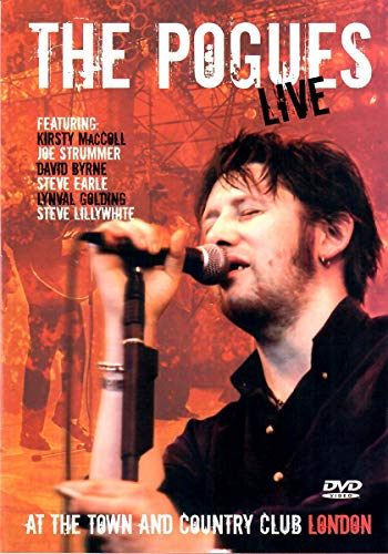 The Pogues - Live