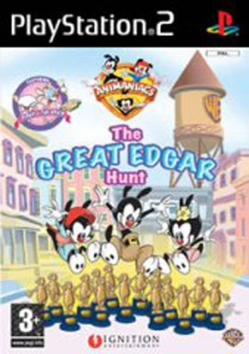 Animaniacs: The Great Edgar Hunt (PS2)
