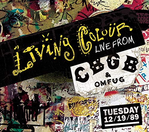 Living Colour - Live from CBGB's
