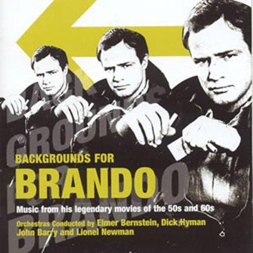 Soundtrack Compilation - Backgrounds for Brando By Soundtrack Compilation