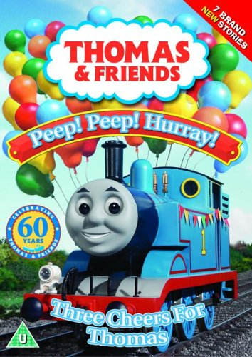 Thomas and Friends - Thomas The Tank Engine And Friends: Peep! Peep! Hurray!