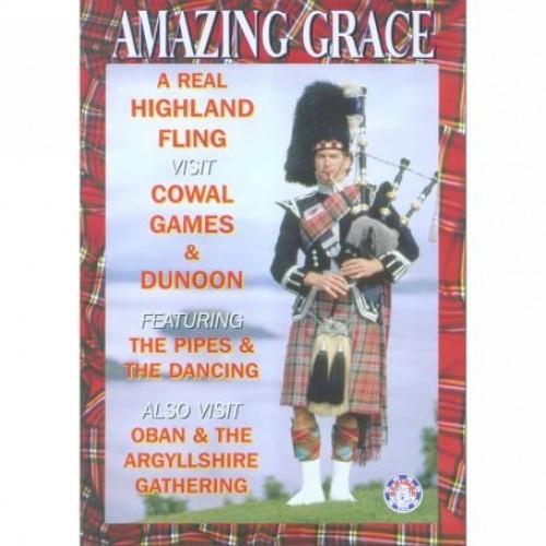 Amazing Grace - a Real Highland Fling