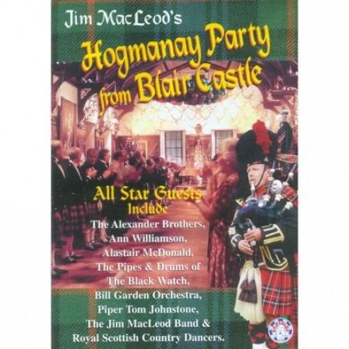 Jim Macleod's - Hogmanay Party from Blair Castle