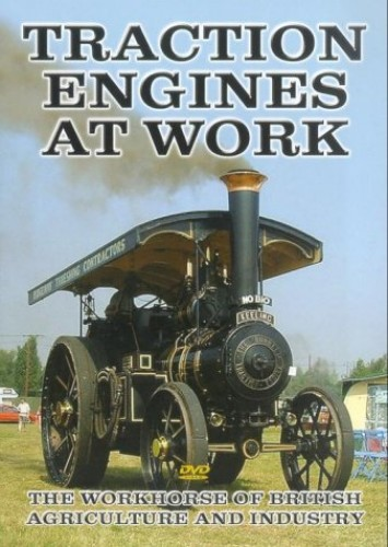 Traction Engines At Work