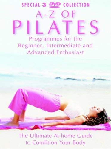 A-To-Z-Of-Pilates-DVD-CD-0UVG-FREE-Shipping