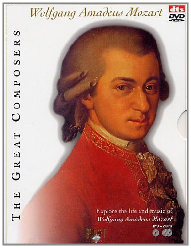 Various Artists - The Great Composers Series:  Mozart