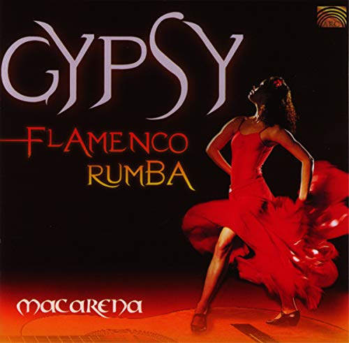 Various Artists - Macarena: Gypsy Flamenco Rumba