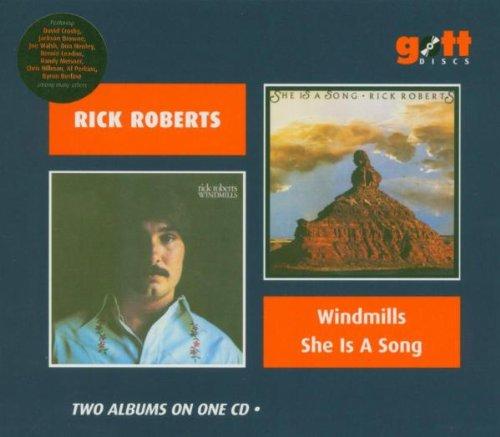 Roberts, Rick - Windmills/She Is A Song By Roberts, Rick