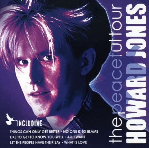 Howard Jones - The Peaceful Tour Live