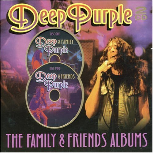 DEEP PURPLE - The Family and Friends Albums