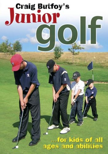 Craig Butfoy - Junior Golf