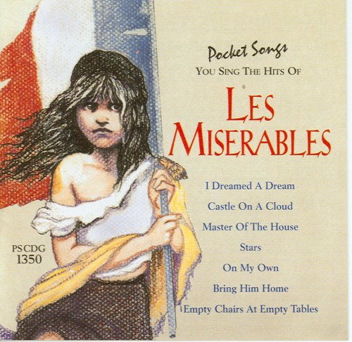 Various - Karaoke: Les Miserables By Various