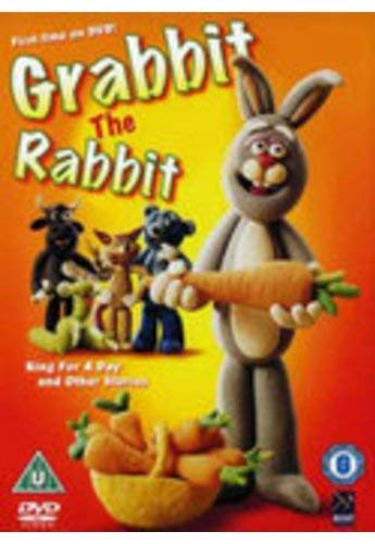 Grabbit The Rabbit: King For The Day And Other Stories