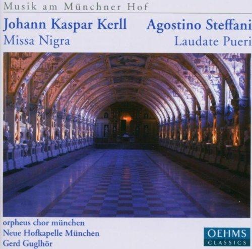 Orpheus Chor München/Guglhör/Neue Hofkapelle Mü - Missa Nigra/Laudate Pueri