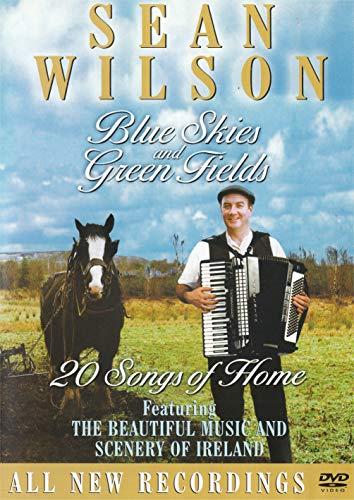 Sean-Wilson-Blue-Skies-and-Green-Fields-20-Songs-of-Sean-Wilson-CD-C8VG