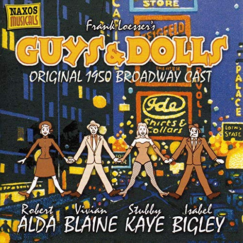 Original Broadway Cast Recording - Guys and Dolls