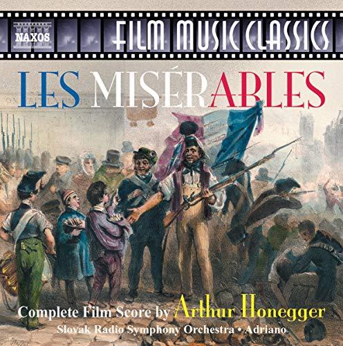 Arthur Honegger - Honegger - Les Misérables