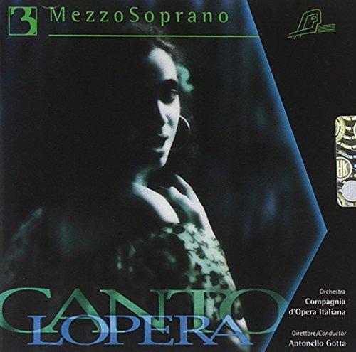 Various - Opera Arias for Mezzo-Soprano, Vol. 3 - BELLINI, V./ PONCHIELLI, A./ VERDI, G./ BIZET, G.