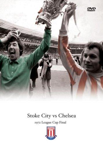 1972 League Cup Final Stoke City v Chelsea FC