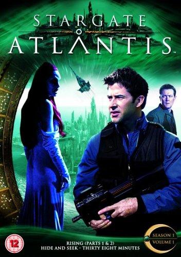 Stargate: Atlantis (Vol. 1)